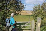 Huggate © Yorkshire Wolds Way Partnership