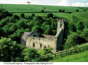 Wharram Percy © Mike Kipling, Natural England